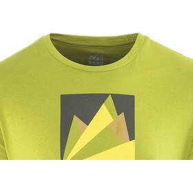 Millet Fan Mountain - T-shirt manches courtes Homme - vert